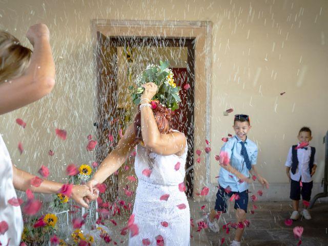 Il matrimonio di Denise e Lisa a Castel d'Azzano, Verona 10