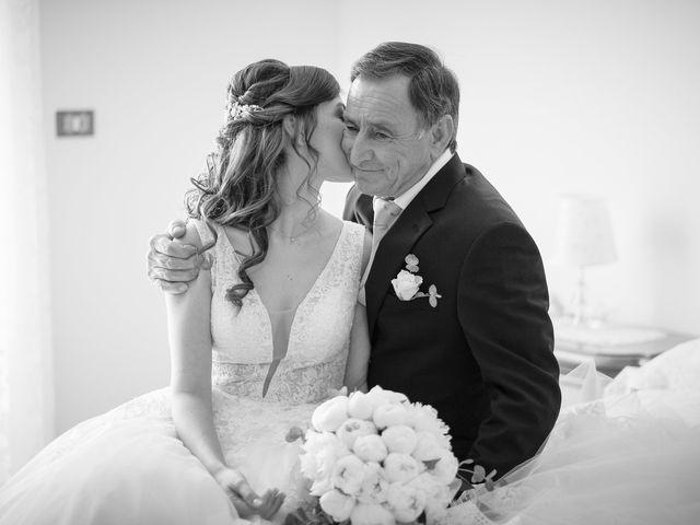 Il matrimonio di Luca e Vanessa a Crotone, Crotone 52