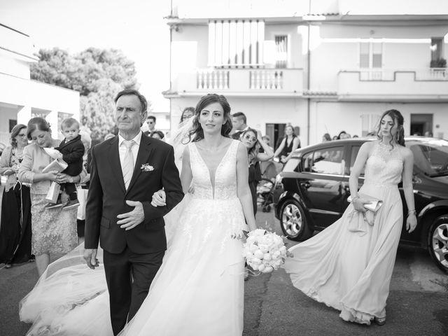 Il matrimonio di Luca e Vanessa a Crotone, Crotone 68