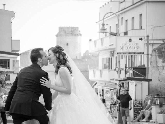 Il matrimonio di Luca e Vanessa a Crotone, Crotone 93