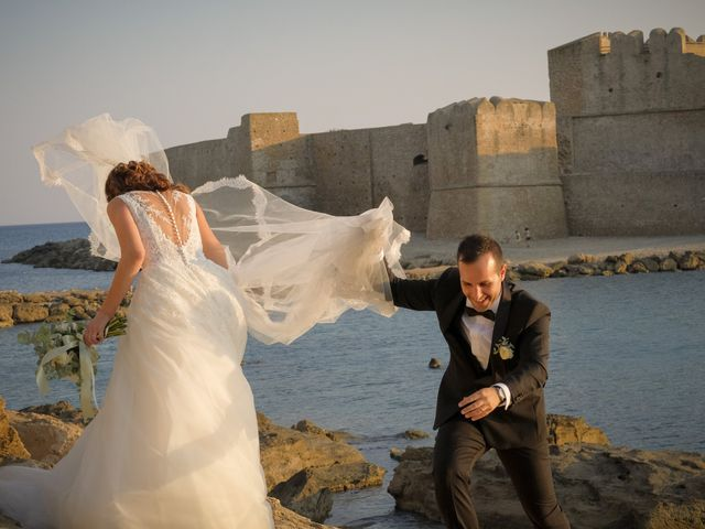 Il matrimonio di Luca e Vanessa a Crotone, Crotone 98