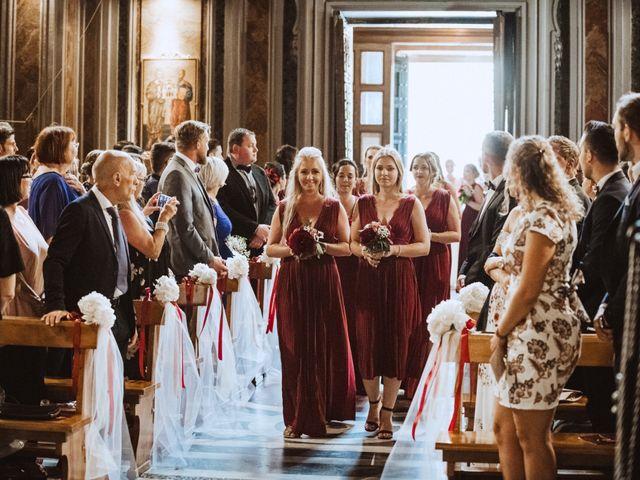 Il matrimonio di Massimiliano e Tina a Roma, Roma 22