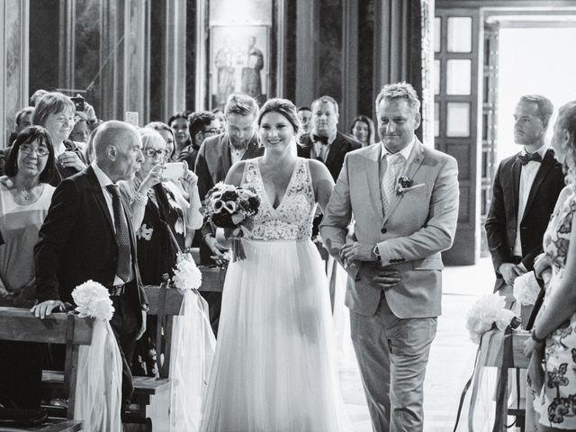 Il matrimonio di Massimiliano e Tina a Roma, Roma 23