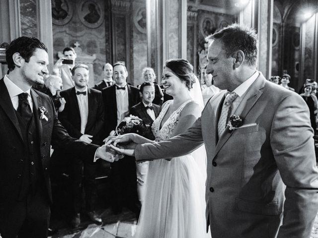 Il matrimonio di Massimiliano e Tina a Roma, Roma 24