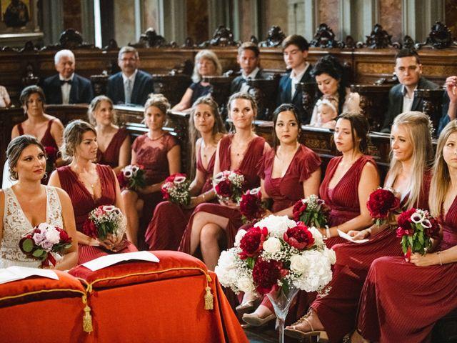 Il matrimonio di Massimiliano e Tina a Roma, Roma 26