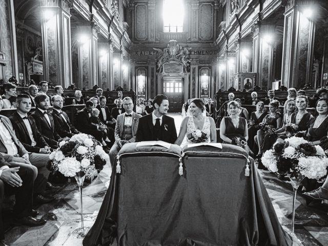 Il matrimonio di Massimiliano e Tina a Roma, Roma 27