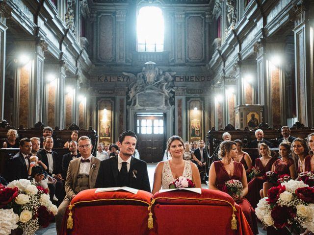 Il matrimonio di Massimiliano e Tina a Roma, Roma 28