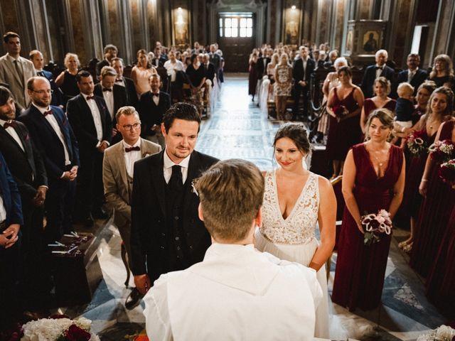 Il matrimonio di Massimiliano e Tina a Roma, Roma 30