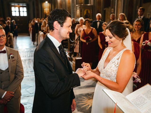 Il matrimonio di Massimiliano e Tina a Roma, Roma 31
