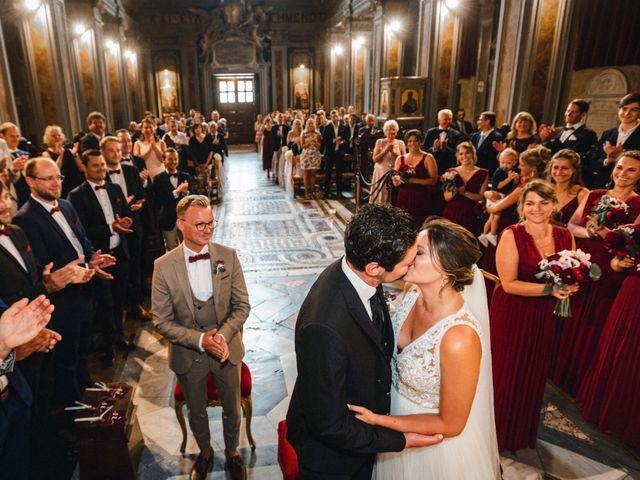 Il matrimonio di Massimiliano e Tina a Roma, Roma 32
