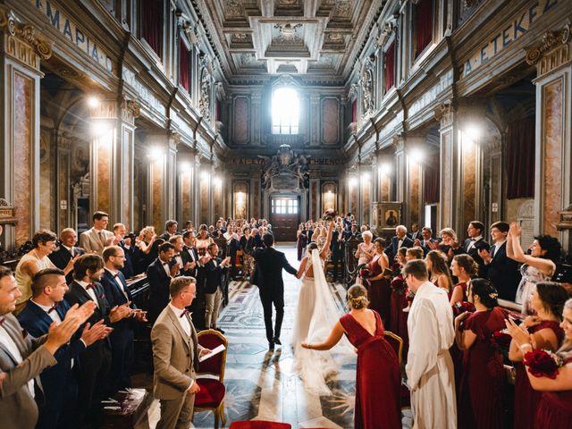 Il matrimonio di Massimiliano e Tina a Roma, Roma 33