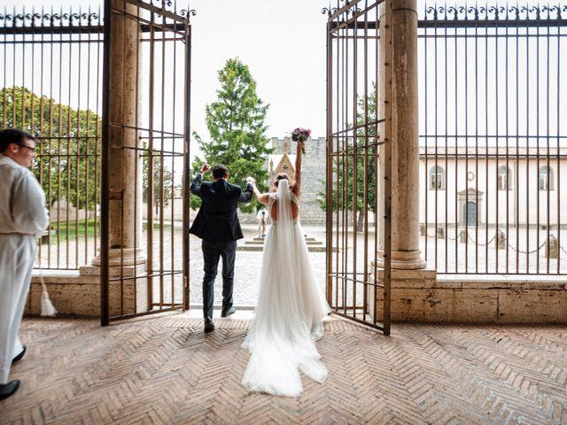 Il matrimonio di Massimiliano e Tina a Roma, Roma 34
