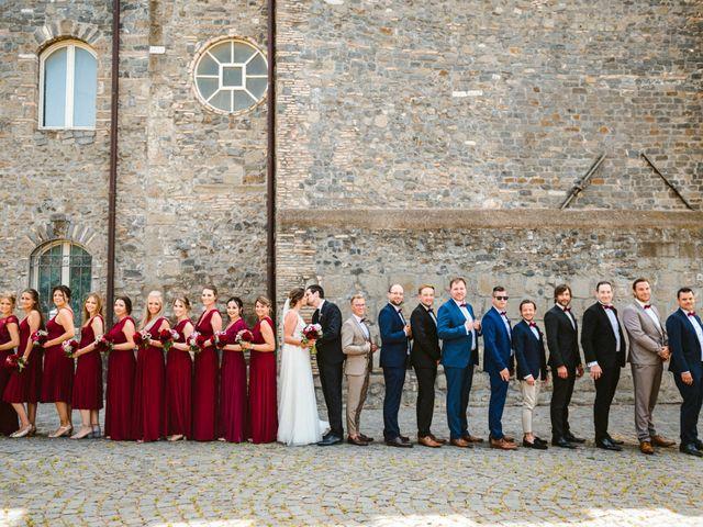 Il matrimonio di Massimiliano e Tina a Roma, Roma 35