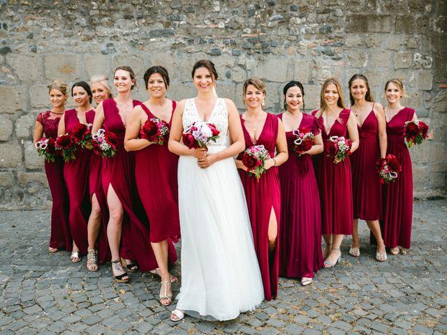 Il matrimonio di Massimiliano e Tina a Roma, Roma 36