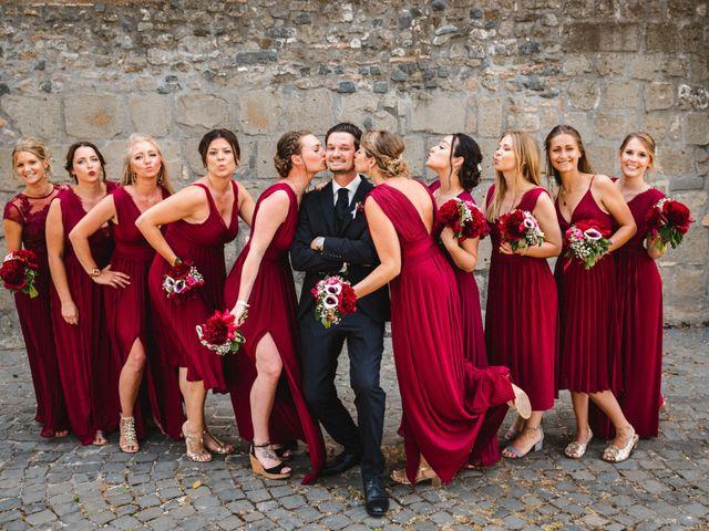 Il matrimonio di Massimiliano e Tina a Roma, Roma 39