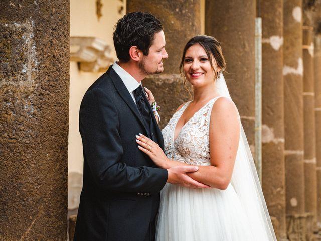 Il matrimonio di Massimiliano e Tina a Roma, Roma 40