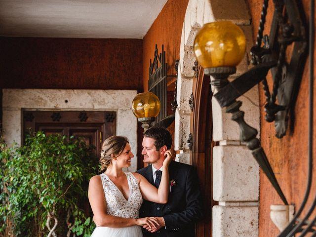 Il matrimonio di Massimiliano e Tina a Roma, Roma 41