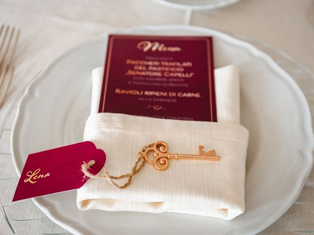 Il matrimonio di Massimiliano e Tina a Roma, Roma 43