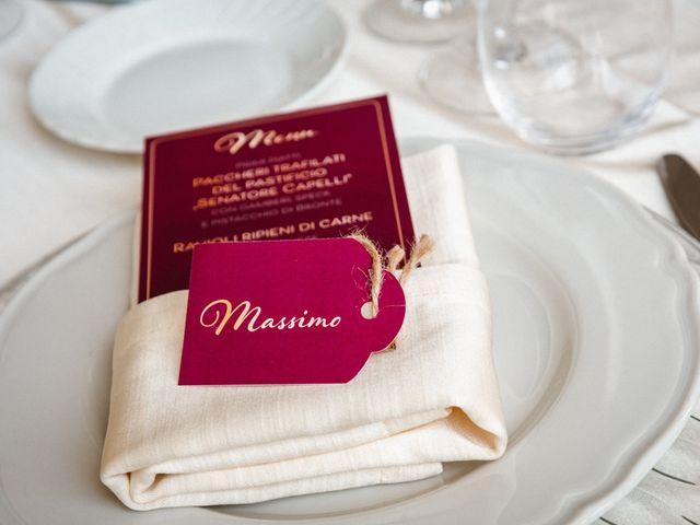 Il matrimonio di Massimiliano e Tina a Roma, Roma 48