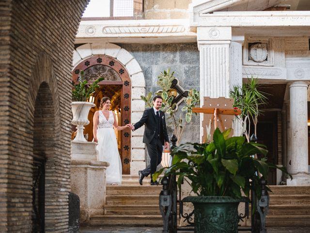 Il matrimonio di Massimiliano e Tina a Roma, Roma 55