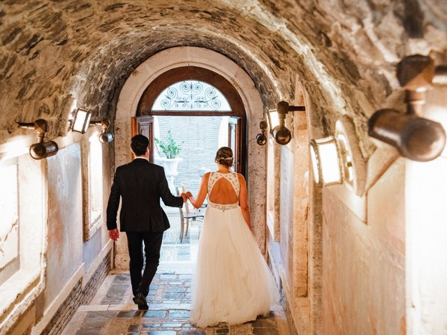 Il matrimonio di Massimiliano e Tina a Roma, Roma 56