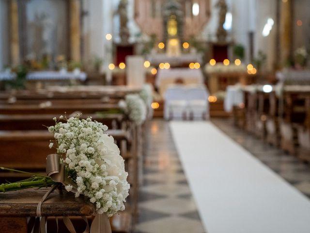 Il matrimonio di Gianluca e Valentina a Spinea, Venezia 27