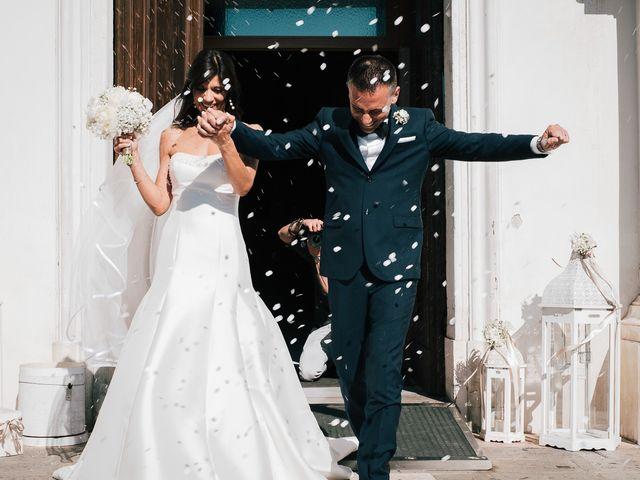 Il matrimonio di Gianluca e Valentina a Spinea, Venezia 30