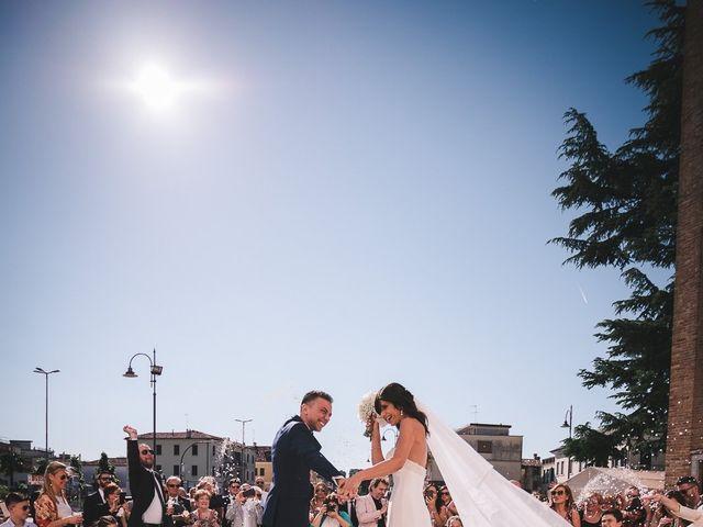 Il matrimonio di Gianluca e Valentina a Spinea, Venezia 32