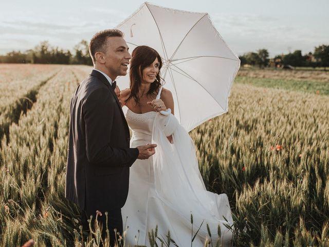Il matrimonio di Gianluca e Valentina a Spinea, Venezia 33