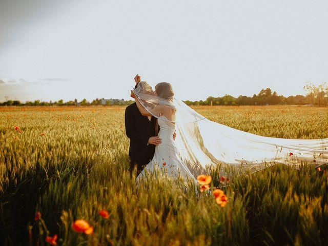 Il matrimonio di Gianluca e Valentina a Spinea, Venezia 34