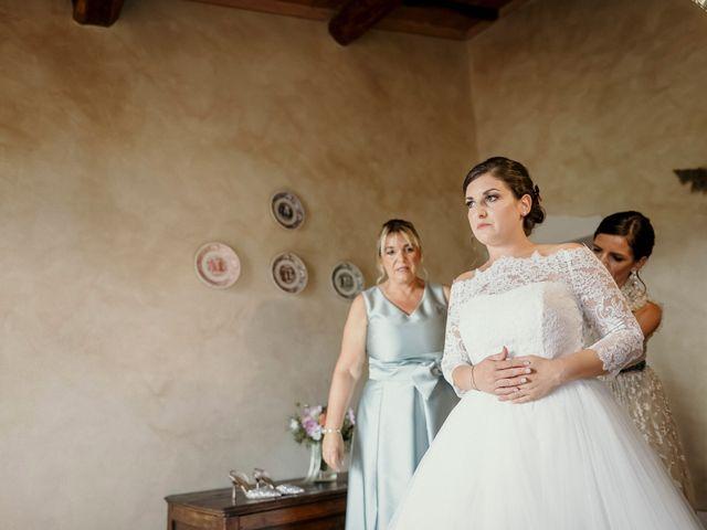 Il matrimonio di Valerio e Claudia a San Quirico d'Orcia, Siena 34
