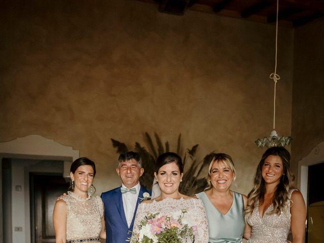 Il matrimonio di Valerio e Claudia a San Quirico d'Orcia, Siena 38