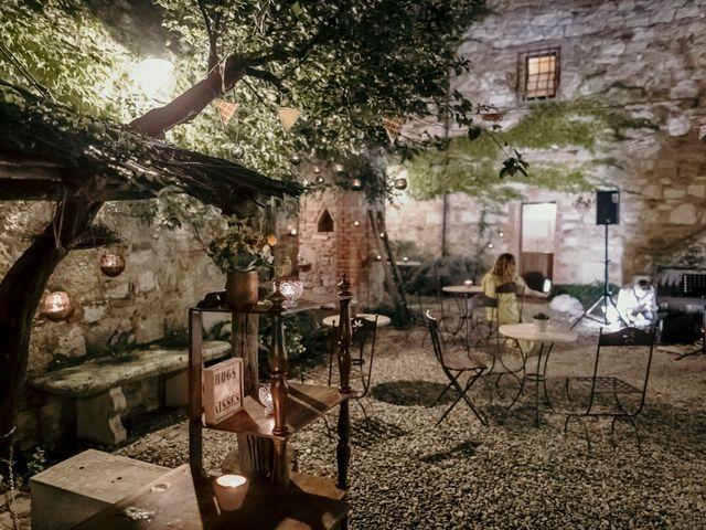 Il matrimonio di Valerio e Claudia a San Quirico d'Orcia, Siena 76