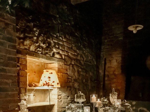 Il matrimonio di Valerio e Claudia a San Quirico d'Orcia, Siena 78