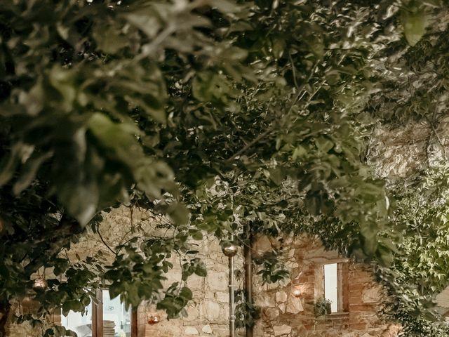 Il matrimonio di Valerio e Claudia a San Quirico d'Orcia, Siena 79