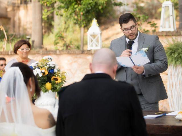 Il matrimonio di Ian e Laura a Trapani, Trapani 17