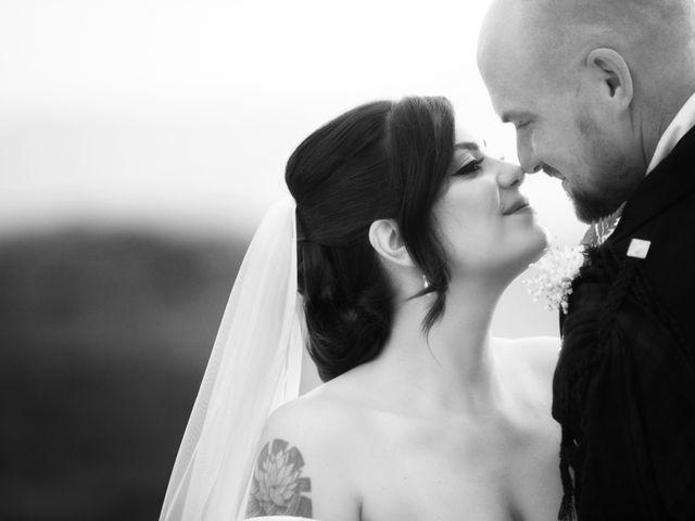 Le nozze di Laura e Ian