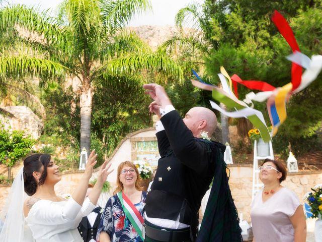 Il matrimonio di Ian e Laura a Trapani, Trapani 58