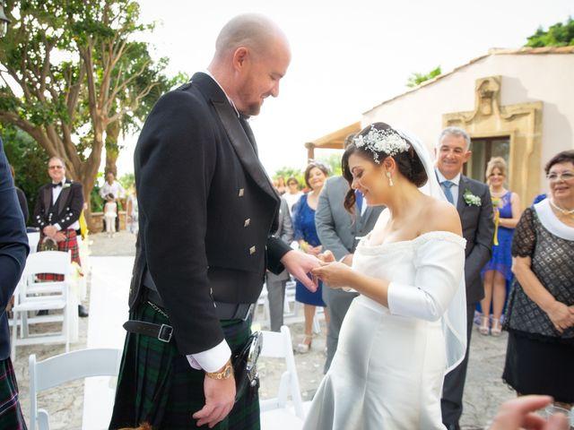 Il matrimonio di Ian e Laura a Trapani, Trapani 60