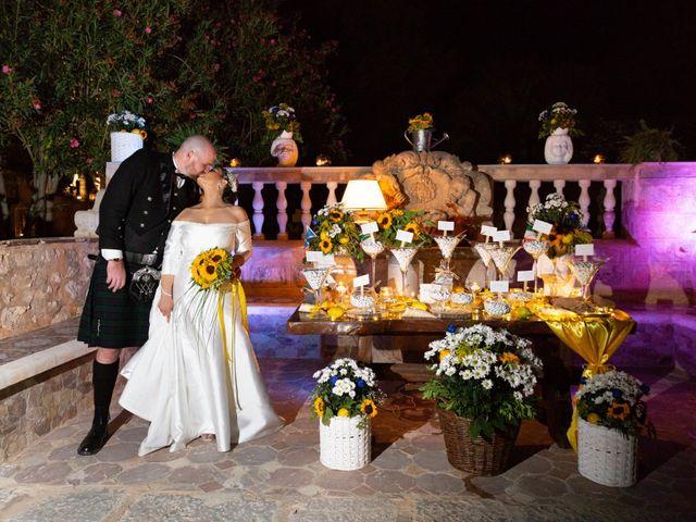 Il matrimonio di Ian e Laura a Trapani, Trapani 65
