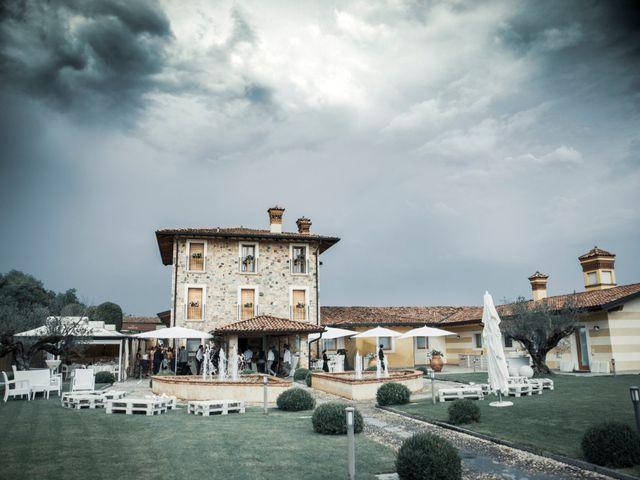 Il matrimonio di Enrico e Eleonora a Adro, Brescia 8