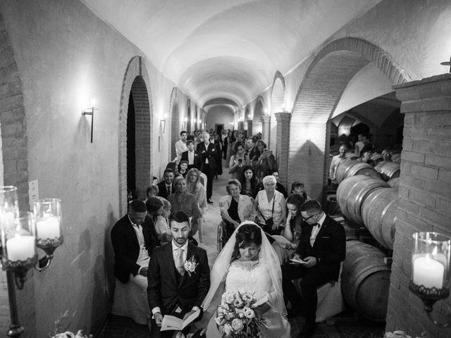 Il matrimonio di Enrico e Eleonora a Adro, Brescia 11