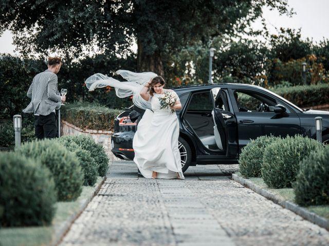 Il matrimonio di Enrico e Eleonora a Adro, Brescia 15