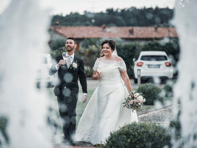Il matrimonio di Enrico e Eleonora a Adro, Brescia 16