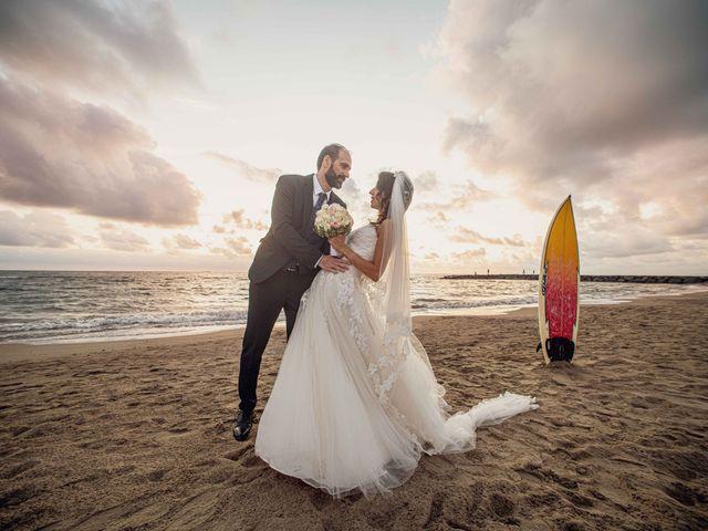 Le nozze di Nicole e Matteo