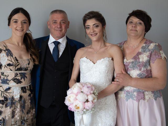 Il matrimonio di Andrea e Laura a Pieve Emanuele, Milano 19