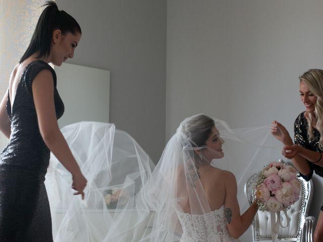 Il matrimonio di Andrea e Laura a Pieve Emanuele, Milano 22