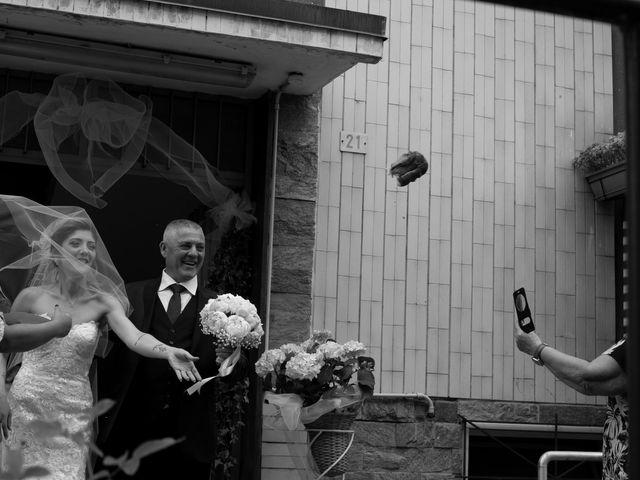 Il matrimonio di Andrea e Laura a Pieve Emanuele, Milano 23