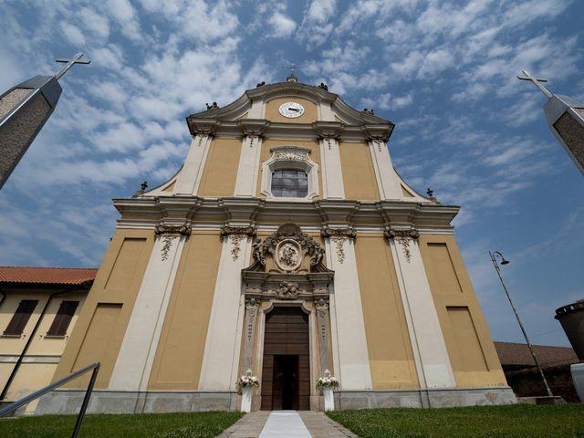 Il matrimonio di Andrea e Laura a Pieve Emanuele, Milano 24