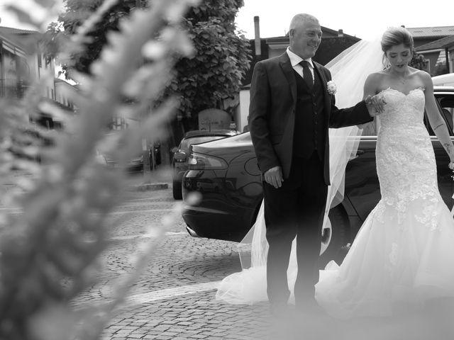Il matrimonio di Andrea e Laura a Pieve Emanuele, Milano 30